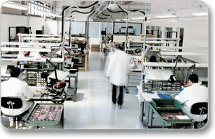 Výzkum, vývoj, výroba