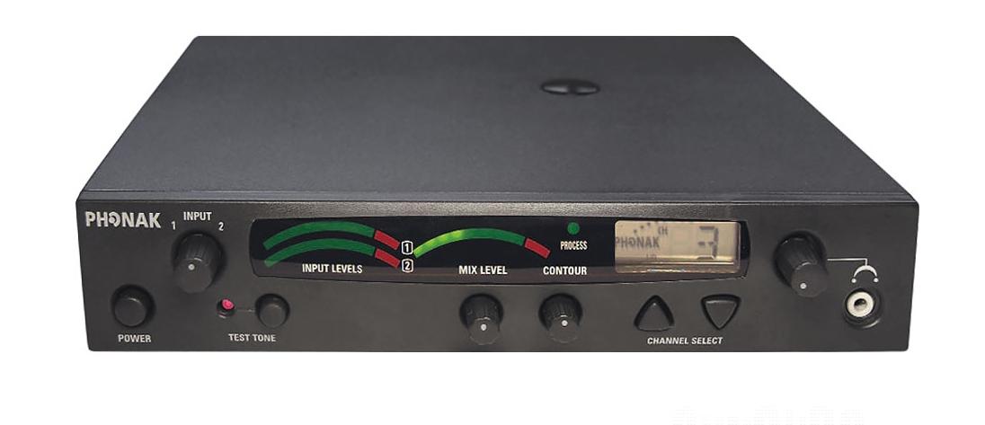 Vysílač TX300V pro miniaturní sluchátka Invisity