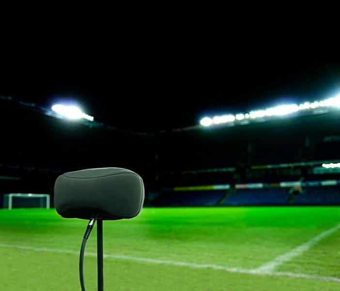Surroundové prostorové mikrofony