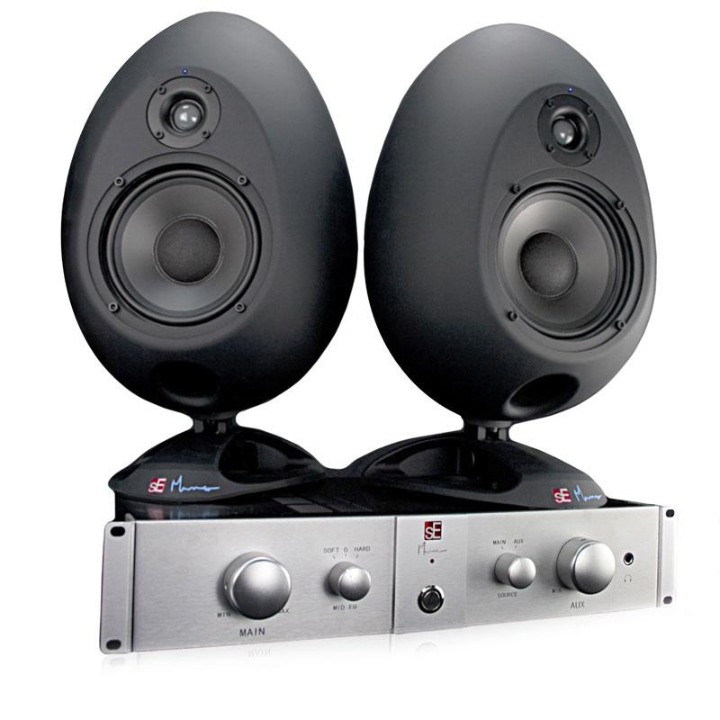 Poslechové monitory Munro Egg