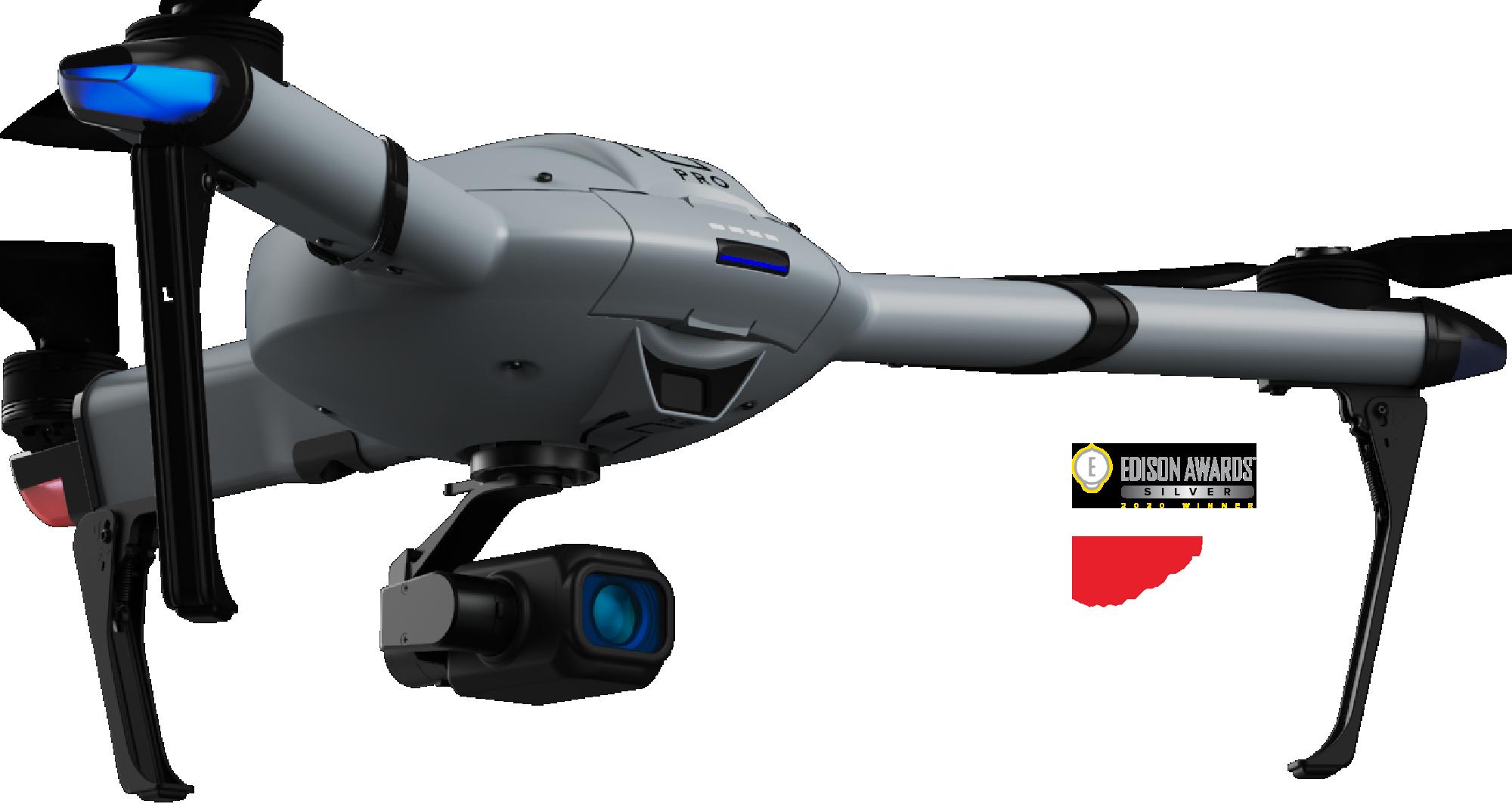 AtlasPRO – robustní víceúčelový bezpilotní prostředek