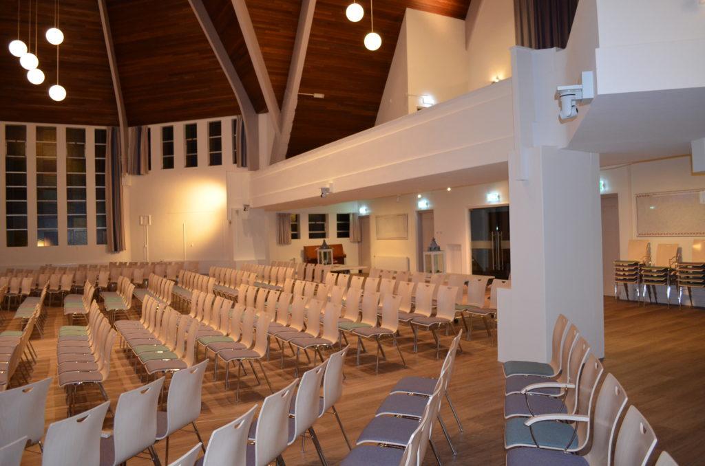 Bohoslužby – přenosy obřadů a kázání