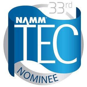 Nominaci na ocenění NAMM TEC Award 2018 v kategorii mikrofonů pro koncertní použití.