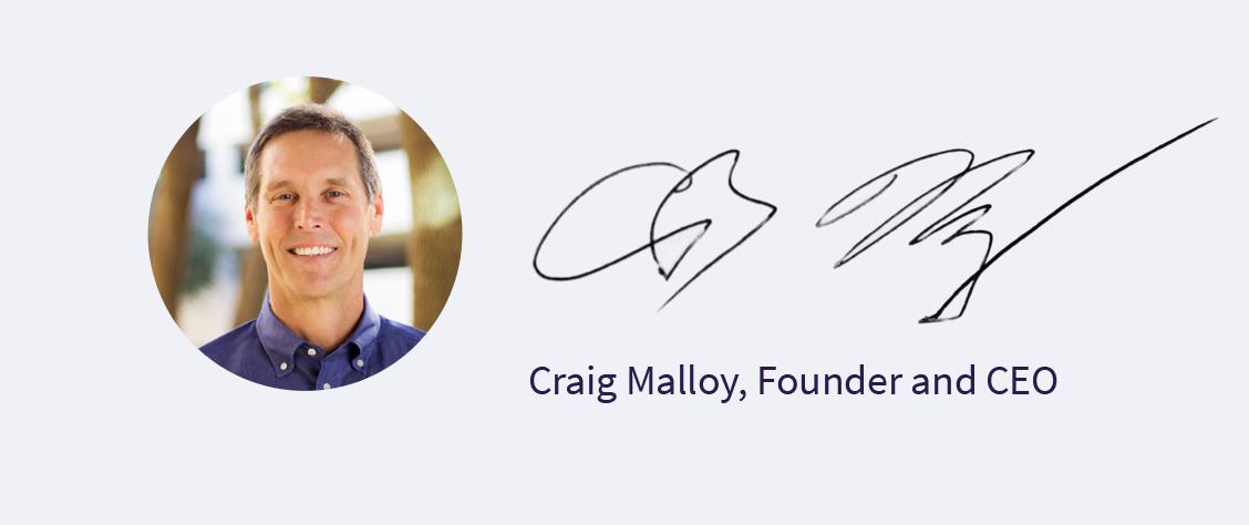 Předmluva Craiga Malloye