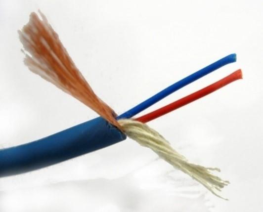 Řada DGS - kabely s jednou vrstvou Reussenova stínění a se zvýšenou ohebností