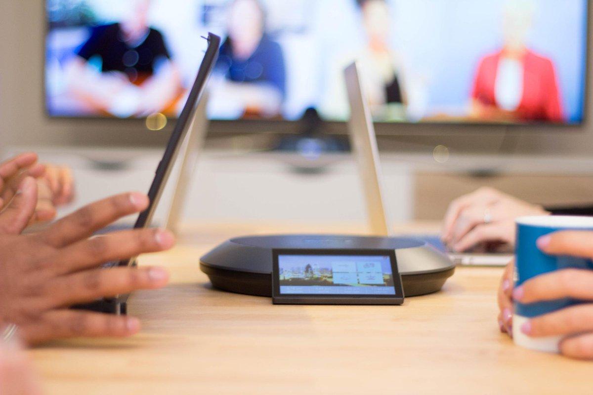 Dotykové ovládání pomocí jednotky Lifesize Phone HD