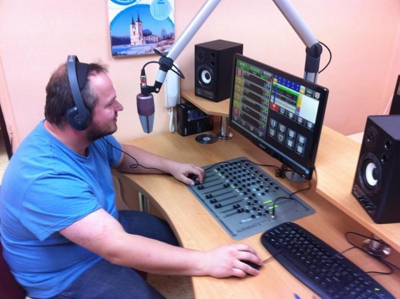 Vysílací studio