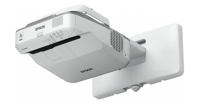 Projektor s rozlišením HD-ready a podporou per