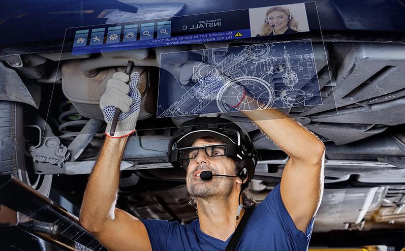 Speciální technologie – chytré brýle