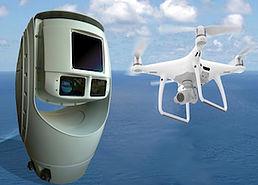Detekce a sledování bezpilotních letounů