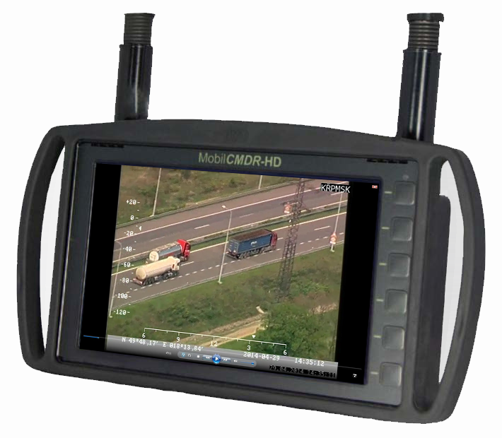MobilCMDR HD