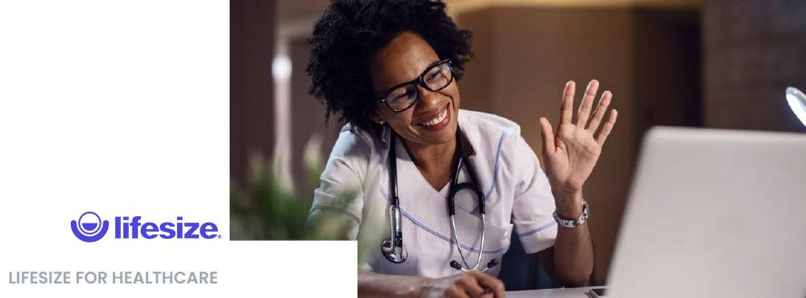 Proč videokonference Lifesize – oblasti využití zdravotní péče