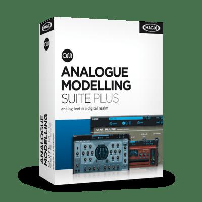 Stand-Alone pluginy MAGIX Audio