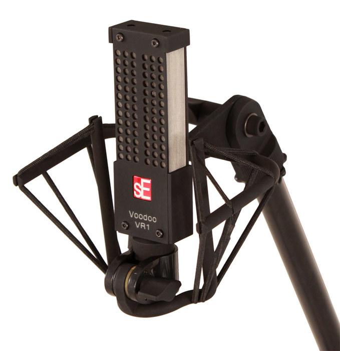 Páskové mikrofony