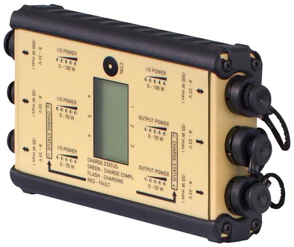 Přenosný a inteligentní distributor elektrického napájení