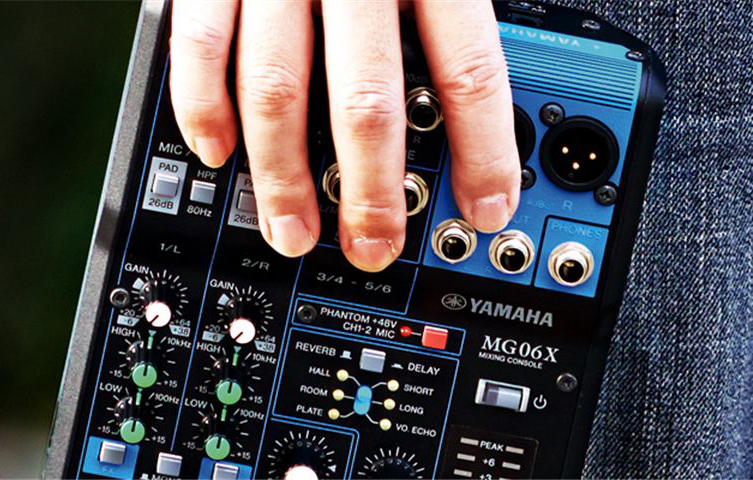 Yamaha má co potřebujete
