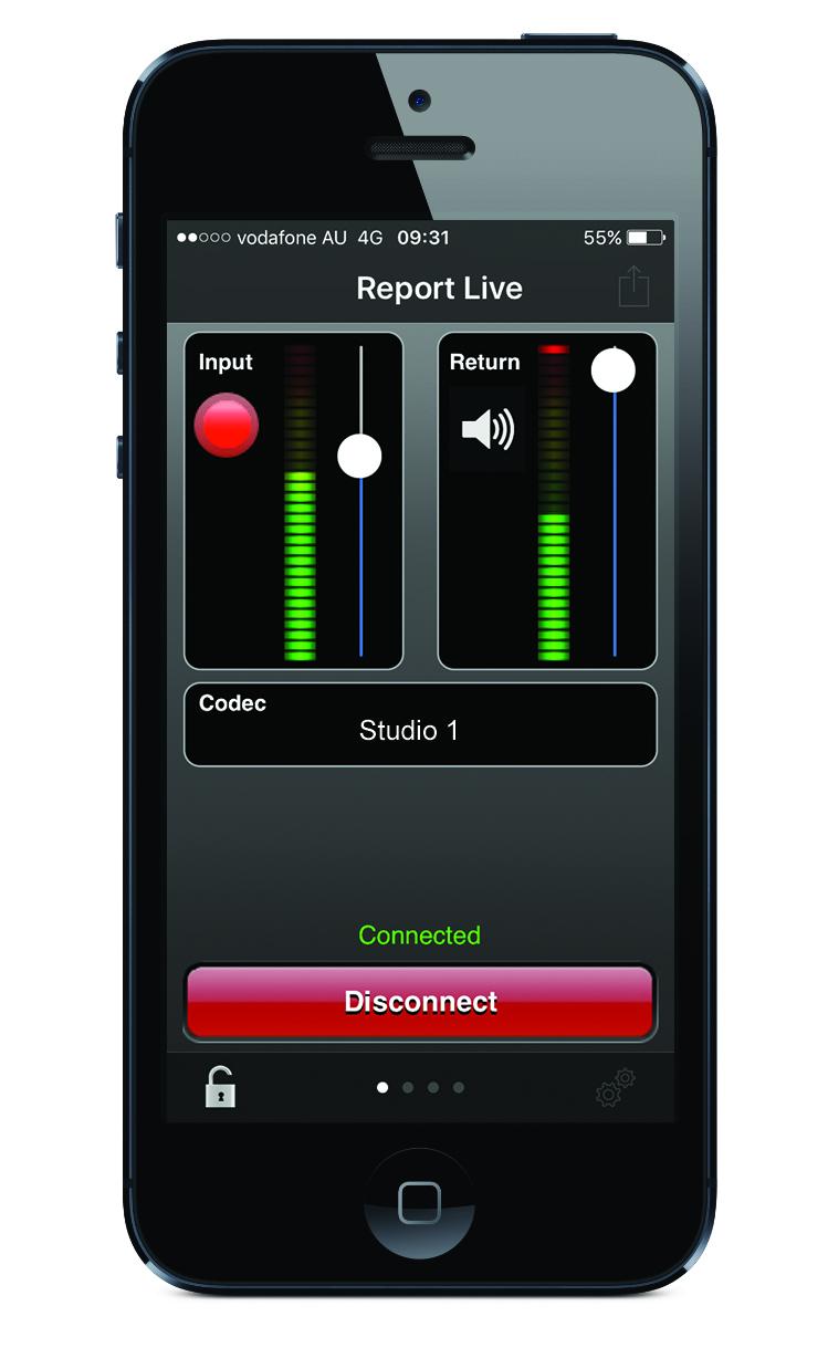 Report IT - mobilní aplikace, která vás propojí s Vaším studiem