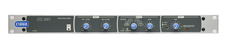 CX261 jednozónový mixér