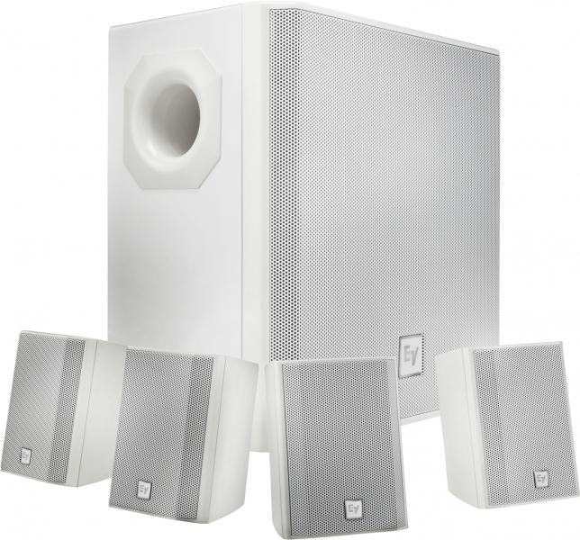 Evid S44 - ozvučovací systém