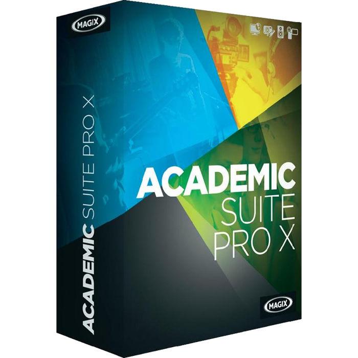 ACADEMIC SUITE - balík audio SW pro školy