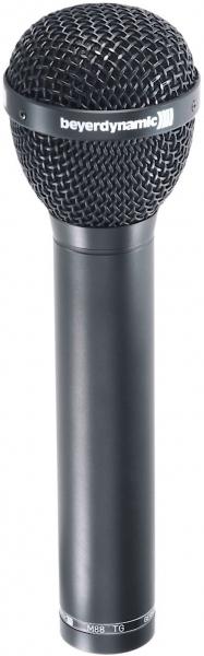 Řada M, MC a MCE mikrofony drátové