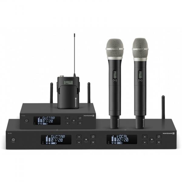 Řada TG mikrofony bezdrátové