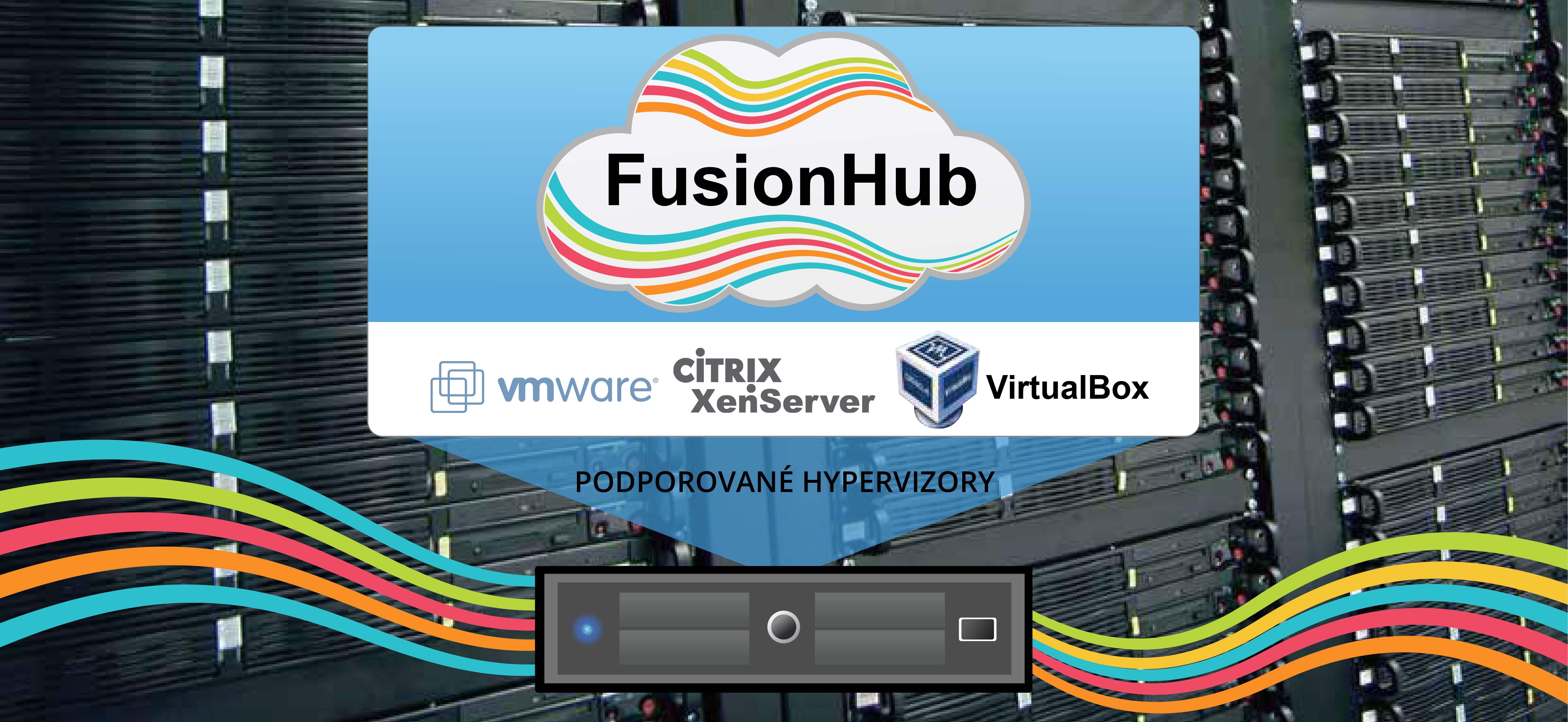 Propojte SpeedFusion se svým cloudem