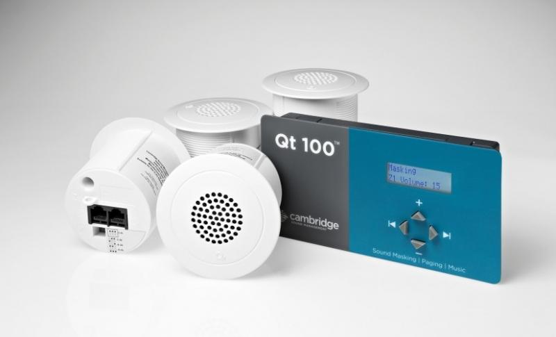 Výhody patentovaného Sound Masking systému QtPro