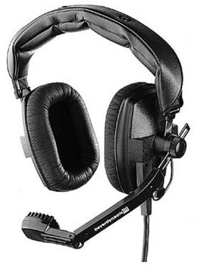 Řada DT headsety