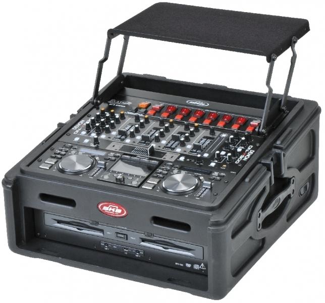 Boxy pro DJ/VJ